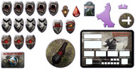 Dungeons & Dragons: 4th Edition Vampire Token Set