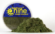 Gale Force Nine: Miniatures Tools: Hobby Round Dark Green Static Grass