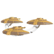 Star Trek Attack Wing: Other Races - Hideki-Class Attack Squadron Expansion Pack