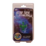 Star Trek Attack Wing: Romulan - R.I.S. Talvath Expansion Pack