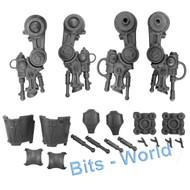 Warhammer 40k Bits: Imperial Knight Titan - Legs