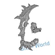 Warhammer Bits: Ironjawz Orruk Brutes - Gore-Choppa
