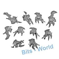 Warhammer Bits: Ironjawz Orruk Brutes - Ironjawz X5