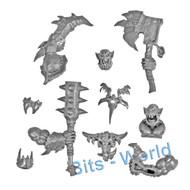 Warhammer Bits: Ironjawz Orruk Brutes - Boss Upgrades