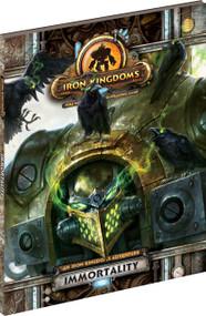 Privateer Press: Iron Kingdoms - Full Metal Fantasy: Immortality - An Iron Kingdoms Adventure