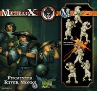 Malifaux: Ten Thunders - Fermented River Monks