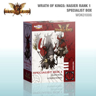 Wrath of Kings: House Nasier - Specialist Box 1
