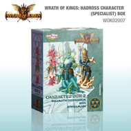 Wrath of Kings: House Hadross - Character Box 2