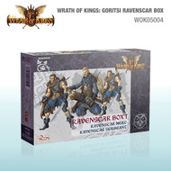 Wrath of Kings: House Goritsi - Ravenscar Box 1