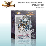 Wrath of Kings: House Goritsi - Specialist Box 1