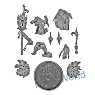 Warhammer Bits: Fyreslayers Auric Runemaster - Auric Runemaster