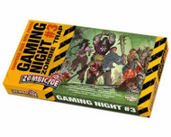 Cool Mini or Not: Zombicide: Gaming Night Kit #3 - Zombie Trap