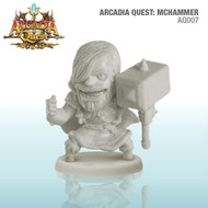 Cool Mini or Not: Arcadia Quest: McHammer