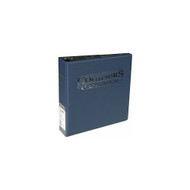 "Ultra PRO: 3"" Blue 3-Ring Collectors Album"