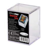 Ultra PRO: 2-Piece 100 Count Slide Clear Card Box