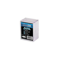 Ultra PRO: 2-Piece 50 Count Clear Card Box