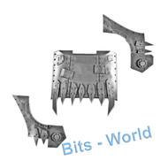 Warhammer 40k Bits: Orks Battlewagon - Reinforced Ram