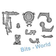 Warhammer 40k Bits: Orks Battlewagon - Grabbin' Klaw