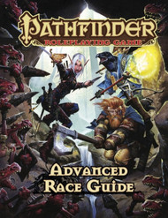 Pathfinder: Advanced Race Guide (Hardcover)