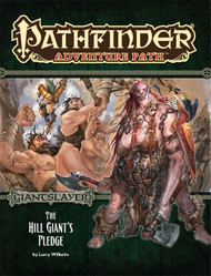 Pathfinder: Adventure Path: Giantslayer Part 2 - The Hill Giantss Pledge