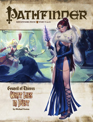 Pathfinder: Adventure Path: Council of Thieves Part 3 - What Lies in Dust