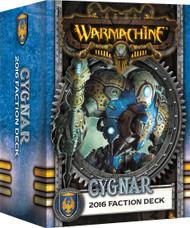 Warmachine: Cygnar - 2016 Faction Deck