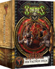 Hordes: Skorne - 2016 Faction Deck
