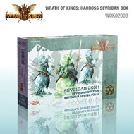Wrath of Kings: House Hadross - Sevridan Box 1