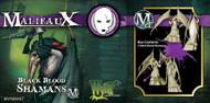 Malifaux: Neverborn - Black Blood Shaman