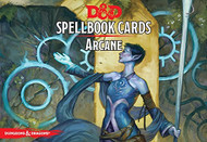 Dungeons & Dragons: 5th Edition Arcane Spell Deck (230 cards)