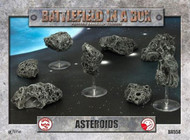 Gale Force Nine: Battlefield in a Box: Asteroids