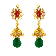 1 Gram Gold RasRawa Earrings 17