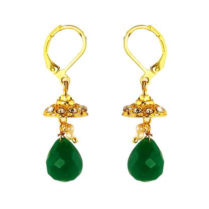 1 Gram Gold Studded Earrings 36