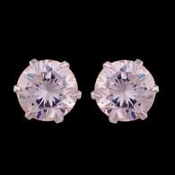 1 Gram Gold American Diamond Earrings 67