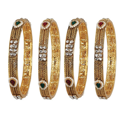 1 Gram Gold RasRawa Bangles 17