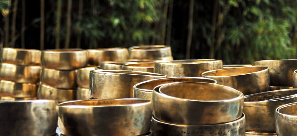 Collection of Antique Singing Bowls