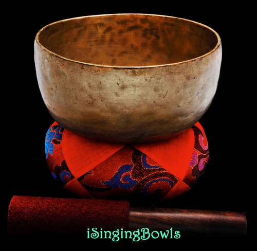Antique Tibetan Singing Bowl #9311