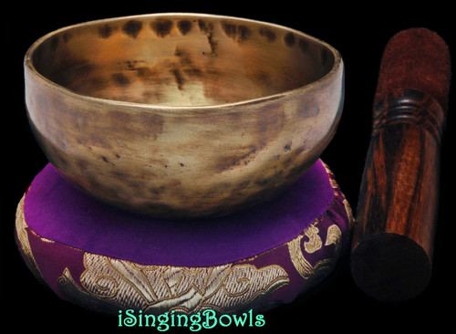 New Tibetan Singing Bowl #9579