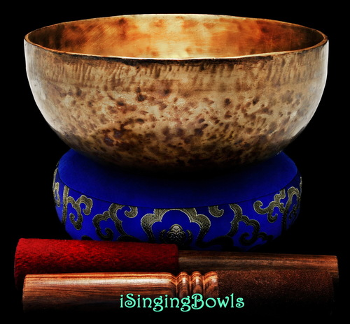 Tibetan Singing Bowl #9497