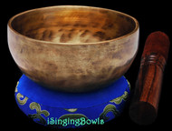 New Tibetan Singing Bowl #9560