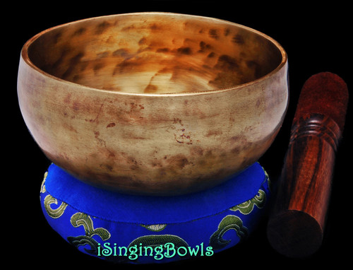 New Tibetan Singing Bowl #9558