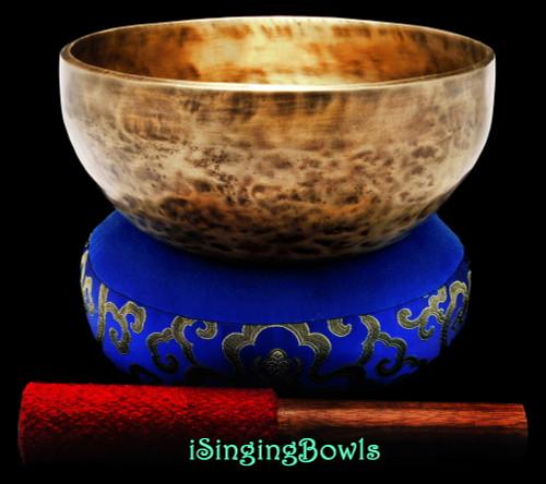 Tibetan Singing Bowl #9379