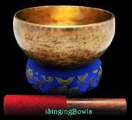Tibetan Singing Bowl #9367