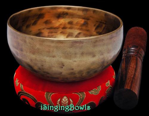 New Tibetan Singing Bowl #9555