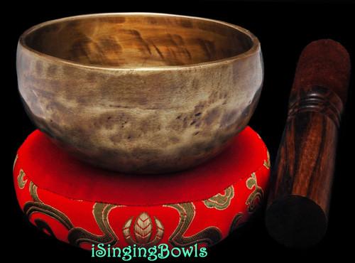 New Tibetan Singing Bowl #9569