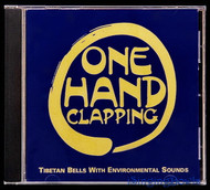 (OHC) ONE HAND CLAPPING Tibetan Bells with Environmental Sounds   (DOWNLOAD)