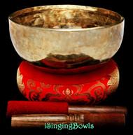 Tibetan Singing Bowl #9631