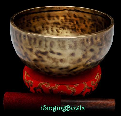 Tibetan Singing Bowl #9624