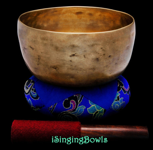 Antique Tibetan Singing Bowl #9606