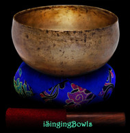 Antique Tibetan Singing Bowl #9664